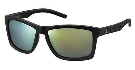 POLAROID sončna očala Sport PLD 7009/N, črna