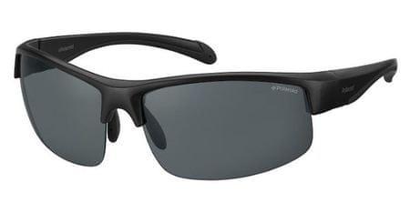 POLAROID sončna očala Sport PLD 7019/S, črna
