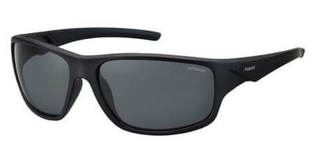 POLAROID sončna očala Sport PLD 7010/S, črna
