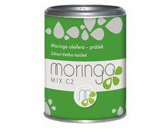 Moringa MIX Moringa olejodárná 100% prášek 100 g