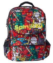 LEGO školski ruksak Ninjago Comic Starter