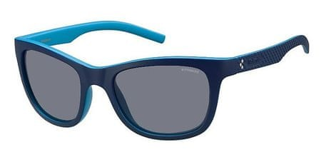 POLAROID sončna očala Sport PLD 7018/S, modra