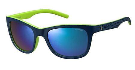 POLAROID sončna očala Sport PLD 7018/S, modro-zelena