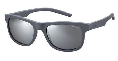 POLAROID sončna očala Sport PLD 6015/S, siva
