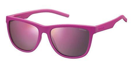 POLAROID sončna očala Sport PLD 6014/S, temno roza