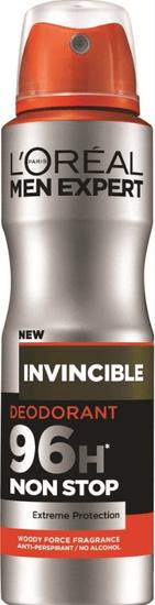 Loreal Paris deodorant Men Expert Invincible, 150 ml