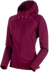 Mammut ženska jopa Runbold Ml Hooded Jacket Women