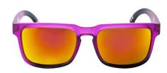 MEATFLY unisex lila Memphis napszemüveg