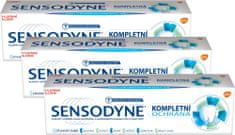 Sensodyne Zubní pasta Kompletní ochrana 75 ml 3 ks