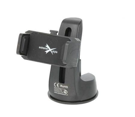 EXTREME STYLE Držák telefonu, rozpětí 50 - 85 mm