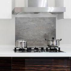 Crearreda kuhinjska zaščitna dekoracija Concrete, 47 x 65 cm