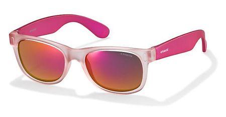 POLAROID otroška sončna očala Kids P0115, roza