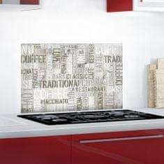 Crearreda kuhinjska zaščitna dekoracija Coffee, 47 x 65 cm