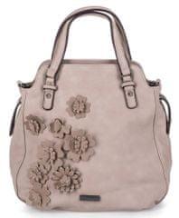 Tamaris růžová kabelka Camira