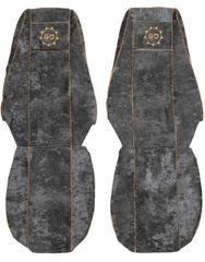 F-CORE Potahy na sedadla CS08 GD, šedé