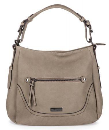 Tamaris ženska torbica Mei, siva