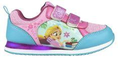 Disney dívčí svítící tenisky Princess