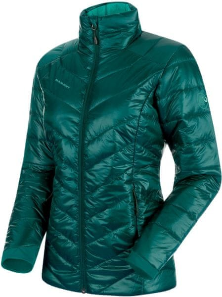 Mammut Rime In Jacket Women Teal-Atoll M