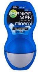Garnier deodorant Mineral 96H Roll-on, 50 ml
