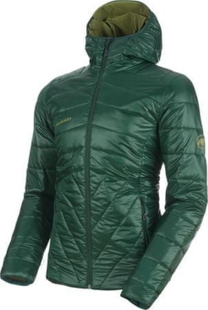 Mammut Rime In Hooded Jacket Men Dark Teal-Clover L