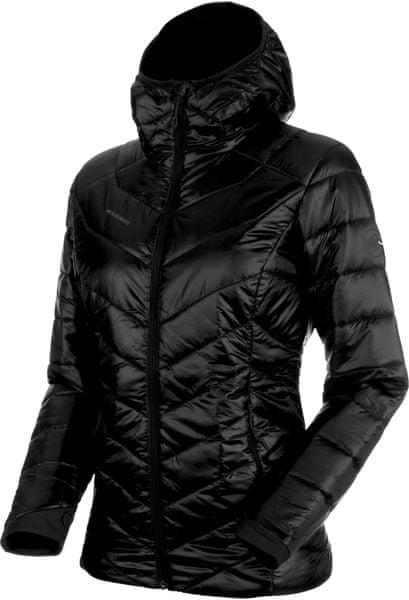 Mammut Rime In Hooded Jacket Women Black M