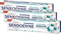 Sensodyne Zubní pasta Kompletní ochrana Extra Fresh 75 ml 3 ks