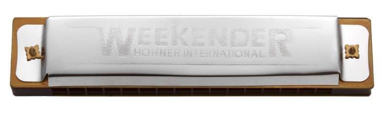 Hohner Weekender 32 Foukací harmonika