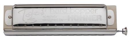 Hohner Toots Hard Bopper  Foukací harmonika