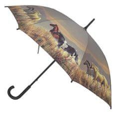 Blooming Brollies Dámský holový deštník Band Of Horses ARBANDH