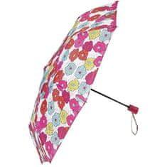 Blooming Brollies Dámský deštník The multi flower themed folding style