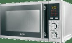 ECG MTD 205 SS Mikrohullámú sütő