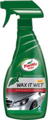 Turtle Wax Vosk na mokrý lak, Wax It Wet, 500 ml
