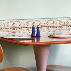 Crearreda stenske dekorativne mehke plošče, stari zidaki (54725)