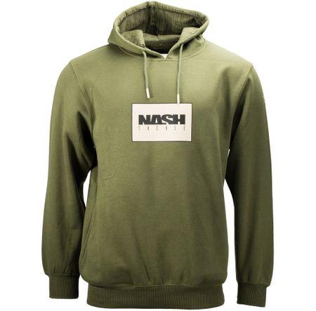 Nash Mikina Green Hoody XL