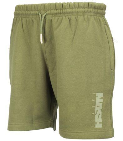 Nash Kraťasy Green Joggers Shorts XXXL