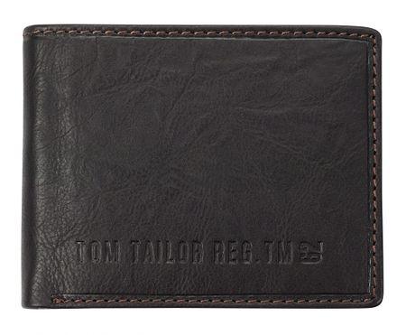 Tom Tailor pánská hnědá peněženka Harry
