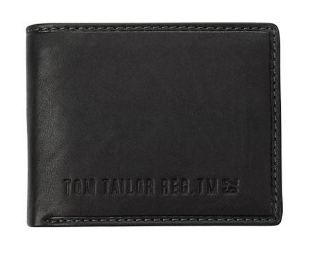 Tom Tailor pánská černá peněženka Harry