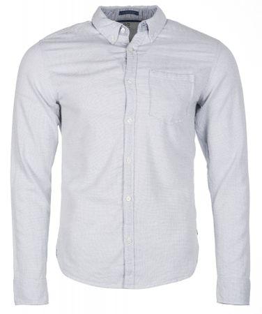 Q/S designed by pánská košile L šedá