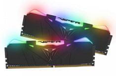 Patriot radna memorija (RAM) Viper RGB 16GB (2x8GB) DDR4, 3000MHz, CL15, crna