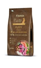 Fitmin hrana za pse Dog Purity Rice Puppy Lamb & Salmon, 12 kg