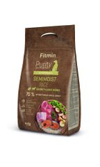 Fitmin hrana za pse Dog Purity Rice Semimoist Rabbit & Lamb, 4 kg