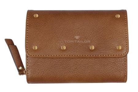 Tom Tailor Női barna pénztárca Mary