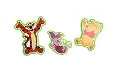 Graham & Brown stenska dekorativna nalepka, Winnie The Pooh, 3 kosi