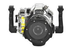 NIMAR Puzdro podvodné pre Nikon D3100, port 18-105 mm