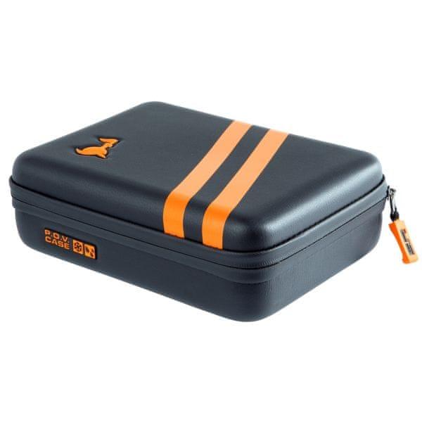 SP GADGETS Kufřík kompaktní a voděodolný POV Aqua Case GoPro Edition, SP Gadgets