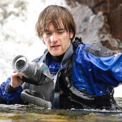 Aquapac Pouzdro SLR CASE pro fotoaparát s velkým objektivem 458