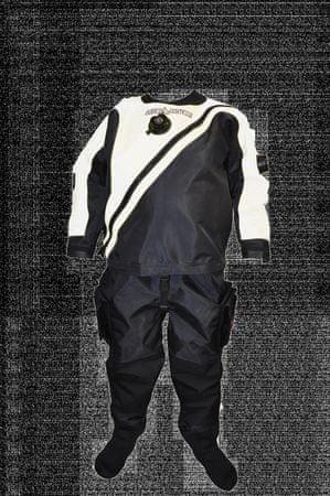 Oblek trilaminátový SOLO LIGHT - barva dle výběru, Dive system, bílá, S Slim
