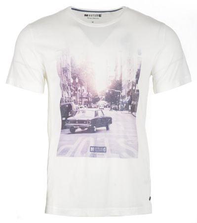 1e3f34e5322 Mustang pánské tričko Photoprint M smotanová - Alternatívy