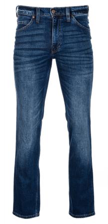 Mustang pánské jeansy Tramper 32/34 modrá