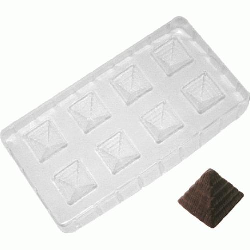 Ibili Formičky na čokoládu pyramida